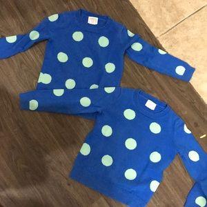 Crewcuts 100% cotton pullover sweater